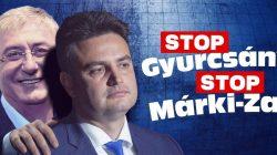 Kiemelt kép a Folytatódik az aláírásgyűjtés: Stop, Gyurcsány! Stop, Márki-Zay! című hírhez